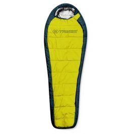 Spacák Trimm Highlander 195 cm Zip: Levý / Barva: žlutá