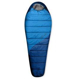 Spacák Trimm Balance 185 cm Zip: Pravý / Barva: Sea Blue / Mid. Blue / Velikost spacáku: 185cm
