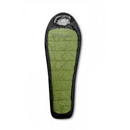 Spacák Trimm Impact 195 cm Barva: limegreen/grey / Zip: Levý / Velikost spacáku: 195cm