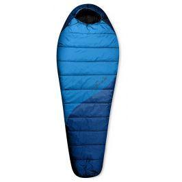 Spacák Trimm Balance Jr. Barva: sea blue / Zip: Pravý