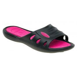 Dámské pantofle Aquawave Maura Wmns Velikost bot (EU): 36 / Barva: černá/růžová