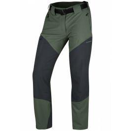 Pánské softshellové kalhoty Husky Keiry M Velikost: L / Barva: zelená