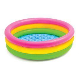 Dětský bazén Intex Sunset Glow Baby Pool 58924NP Barva: mix barev