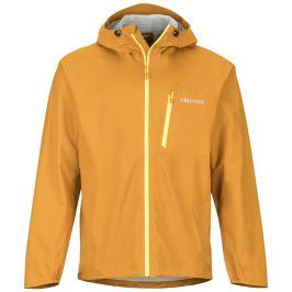 Pánská bunda Marmot Essence Jacket Velikost: M / Barva: žlutá