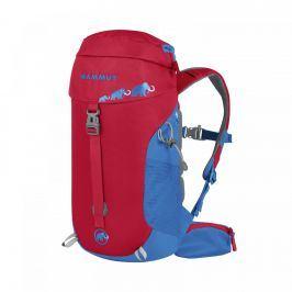 Dětský batoh Mammut First Trion 18 l Barva: modrá/červená