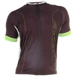 Pánský cyklo dres Axon Aktiv Velikost: XL / Barva: černá