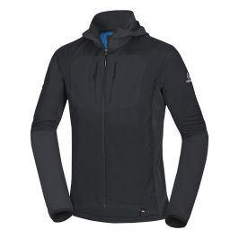 Pánská bunda Northfinder Baranec Velikost: M / Barva: černá