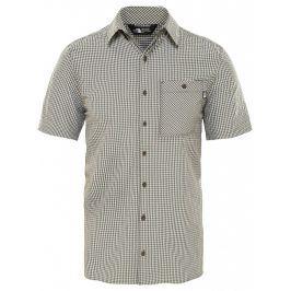 The North Face Pánská košile North Face S/S Hypress Shirt Velikost: M / Barva: světle zelená