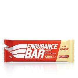 Energetická tyčinka Nutrend Endurance Bar Příchuť: vanilka
