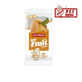 Ovocná tyčinka Nutrend Just Fruit Příchuť: meruňka