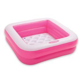 Nafukovací bazén Intex Play Box Pool 57100NP Barva: růžová