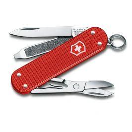 Kapesní nůž Victorinox Classic Alox LE 2018 Barva: červená