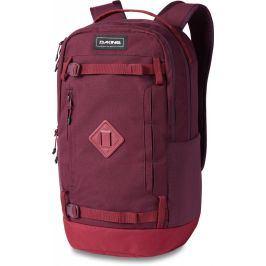 Batoh Dakine URBN Mission Pack 23L Barva: červená