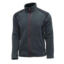 Pánská mikina Pinguin Canyon Jacket Velikost: L / Barva: šedá