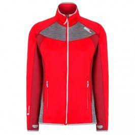 Dámská bunda Regatta Wmns Yare Velikost: XL (16) / Barva: červená