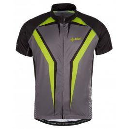 Pánský cyklistický dres Kilpi Champion-m Velikost: M / Barva: DGY