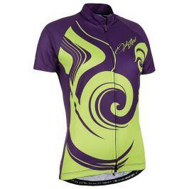Dámský cyklistický dres Kilpi Foxiera-W Velikost: XL (42) / Barva: VLT