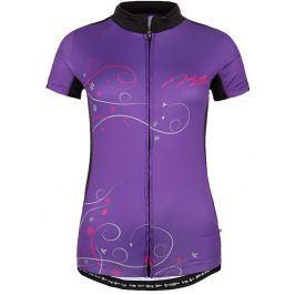 Dámský cyklistický dres Kilpi Velocity-W Velikost: XS (34) / Barva: VLT