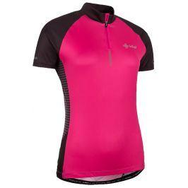 Dámský cyklistický dres Kilpi Rusha-W Velikost: M (38) / Barva: PNK