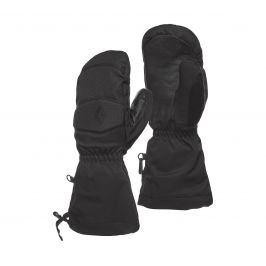 Dámské rukavice Black Diamond Women`s Recon Mitts Velikost rukavic: S / Barva: černá