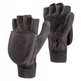 Rukavice Black Diamond Windweight mitt Velikost rukavic: M / Barva: černá