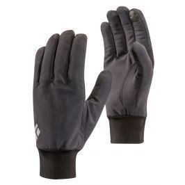 Rukavice Black Diamond Lightweight Softshell Velikost rukavic: L / Barva: šedá