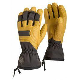 Rukavice Black Diamond Patrol Velikost rukavic: L / Barva: hnědá