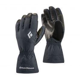 Rukavice Black Diamond Glissade Velikost rukavic: M / Barva: černá