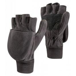 Rukavice Black Diamond Windweight mitt Velikost rukavic: S / Barva: černá