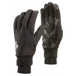 Rukavice Black Diamond Mont Blanc Velikost rukavic: S / Barva: černá