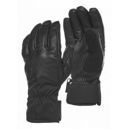Rukavice Black Diamond Tour Gloves Velikost rukavic: S / Barva: černá