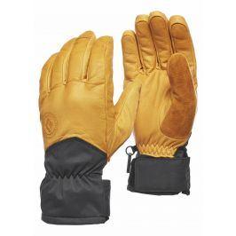 Rukavice Black Diamond Tour Gloves Velikost rukavic: L / Barva: hnědá