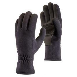 Rukavice Black Diamond Midweight screentap Velikost rukavic: S / Barva: černá