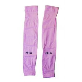 Návleky na ruce N-Rit Tube 9 Coolet Barva: růžová