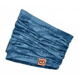 Nákrčník Ortovox 120 Tec Neckwarmer Barva: modrá