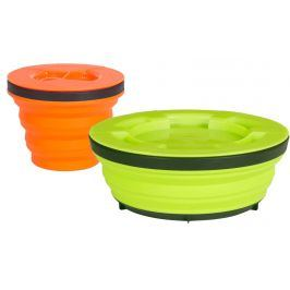 Set Sea to Summit Seal & Go S Lime/Orange