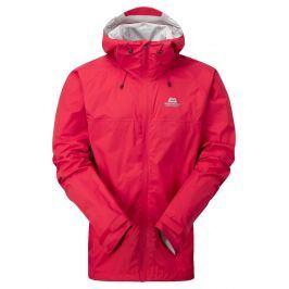 Pánská bunda Mountain Equipment Zeno Jacket Velikost: XL / Barva: červená