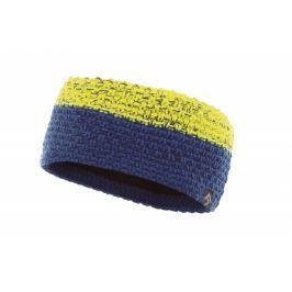 Zimní čelenka Direct Alpine Viper Obvod hlavy: 55–65 cm / Barva: žlutá/modrá