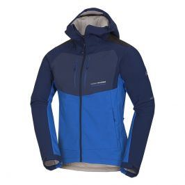 Pánská bunda Northfinder Abydon Velikost: L / Barva: modrá
