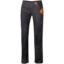 Dámské kalhoty Direct Alpine Yucatan Velikost: XL / Barva: černá/oranžová