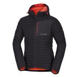 Pánská bunda Northfinder Boner Velikost: M / Barva: černá