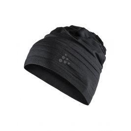 Čepice Craft Warm Comfort Obvod hlavy: univerzální cm / Barva: černá