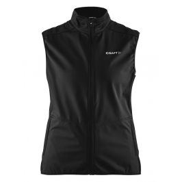 Dámská vesta Craft Warm Velikost: M / Barva: černá