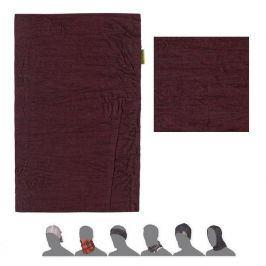 Multifunkční šátek Sensor Merino Air Barva: fialová