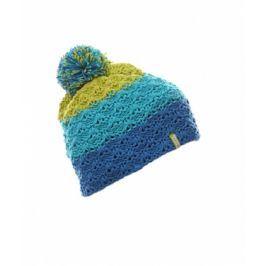 Dětská zimní čepice Nordblanc Stamina Barva: tyrkysová/modrá