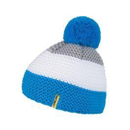 Čepice Sensor Pom-Pom Barva: bílá/modrá