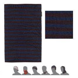 Multifunkční šátek Sensor Merino Air Barva: modrá/červená
