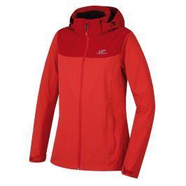 Dámská bunda Hannah Ganni Lite Velikost: L (40) / Barva: červená