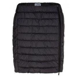 Sportovní sukně Loap Irfina Velikost: M / Barva: černá
