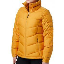 Dámská bunda Columbia Pike Lake Jacket Velikost: S / Barva: žlutá